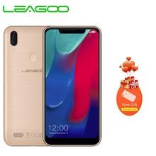 """LEAGOO M11 Смартфон Android 8,1 6,1"""" 4000 мАч 2 Гб ОЗУ 16 Гб ПЗУ MT6739 четырехъядерный задний отпечаток пальца Быстрая зарядка 4G мобильный телефон"""