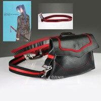 MMGG D.Gray man Cosplay accessories waist bag plush size regular size custom made size for belt length