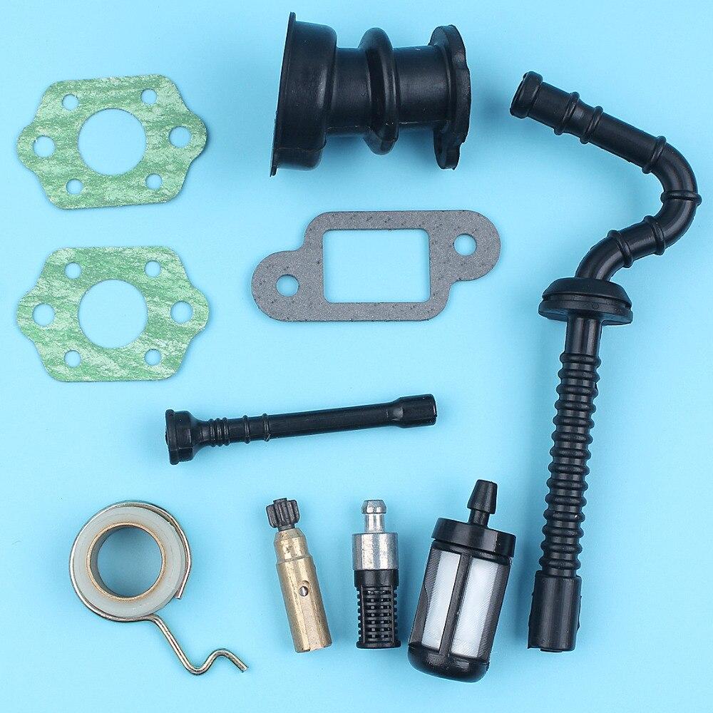 parts Öl Pumpe Schnecken Getriebe Filter für Stihl 018 Ms170 Ms180 Kettensäge