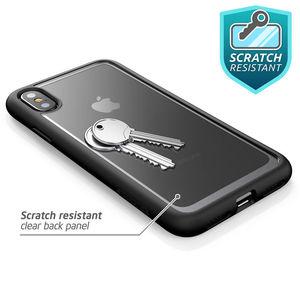 Image 2 - Iphone X Xs ケース 5.8 インチ i ブレゾンハローシリーズアンチノック耐スクラッチクリア迷彩バックケース + TPU バンパーカバー