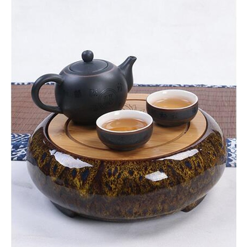 Two Piece Set 22 5 7cm Household Tea Board Traditional
