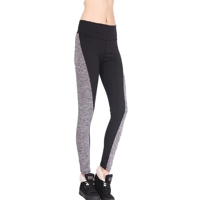 High Waist Elastic Sports Leggings for Women