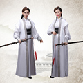 Swordsman Hanfu Costume Ancient Chinese Costumes for Men Dynasty Warriors Cosplay Ancient Chinese Warrior Costume