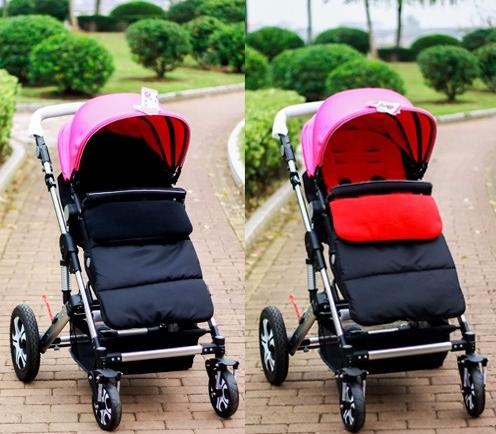 Baby Envelop sovepose Pram Envelop Baby klapvogn Footmuff Carseat sovepose Pram Envelop Barnevogn BAG