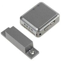 Door Alarm Real Time Mini GSM LBS Tracker Tracking Device Smart Door Open Close Magnetic Alertor