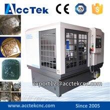 cnc metal mould machine cnc router for Aluminum cutting metal cnc router
