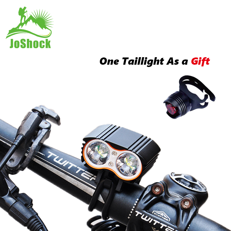 Tail Light Lamp ms USB Rechargeable LED Bike Bicycle Cycling Headlamp Headlight