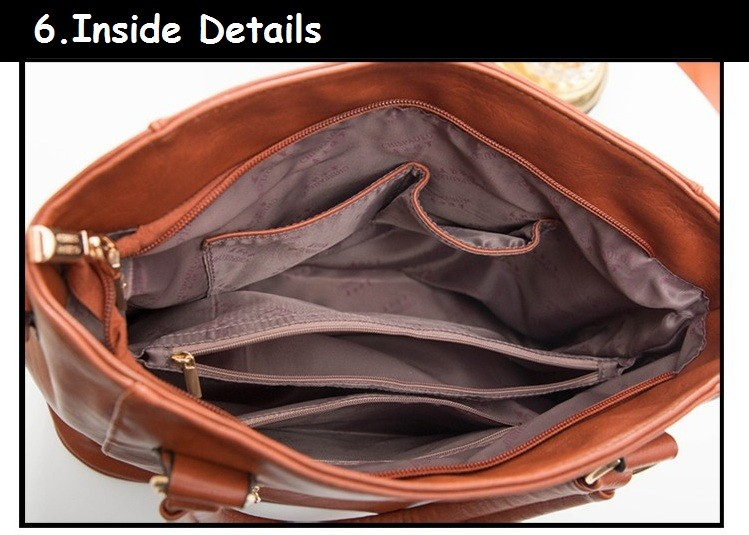 Lüks marka Patent Çantaları Qadın Çantaları Messenger Dizayner - Çantalar - Fotoqrafiya 4