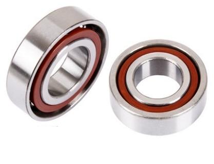 Gcr15 7015 AC P0=ABEC-1 7015 AC P5=ABEC-5 (75x115x20mm) High Precision Angular Contact Ball Bearings 1pcs 71901 71901cd p4 7901 12x24x6 mochu thin walled miniature angular contact bearings speed spindle bearings cnc abec 7