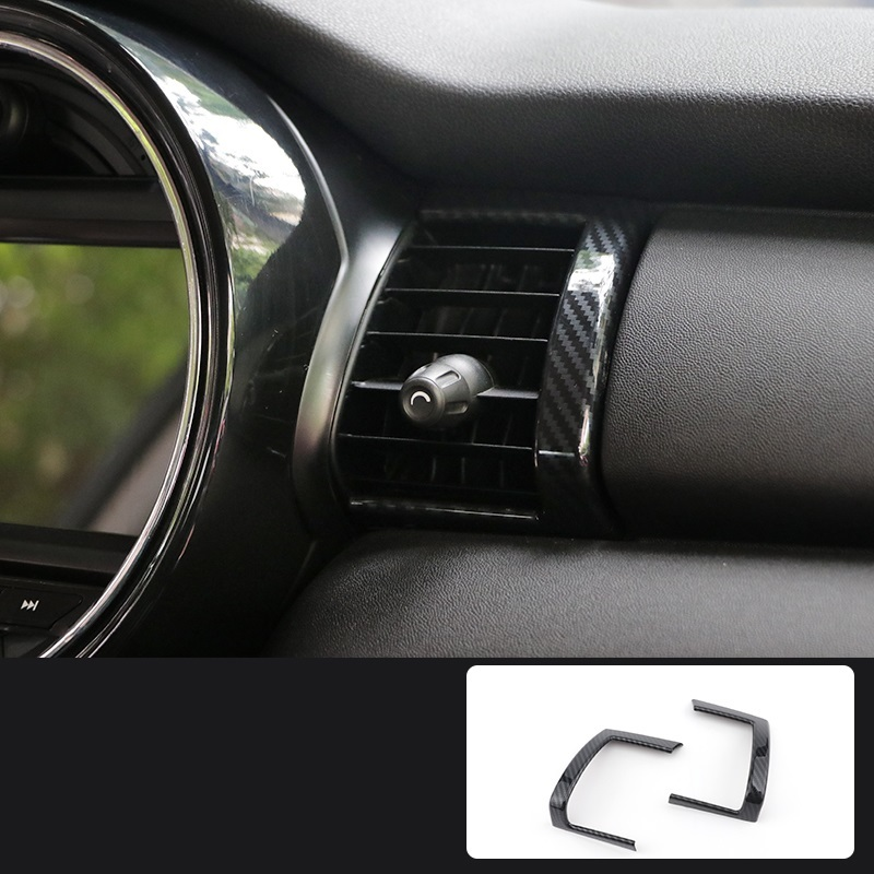 Accessory Automobile Modified Chromium Personalized Auto Upgraded Car Styling Accessories Parts Sticker Strip 18 19 FOR MINI F55(China)
