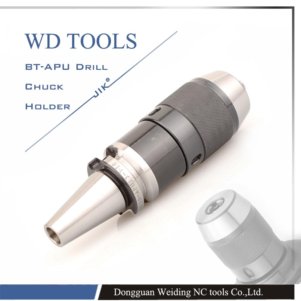 ФОТО BT30-APU08-80 Drill Chuck Tool Holder China Manufacturer BT APU Drill Chuck Tool Holder