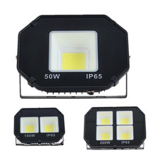 Waterproof IP65 LED Flood Light 300W 200W 100W 50W Projector 110V 220V Outdoor Security Landscape Floodlight Wall Spotlight [mingben] led flood light projector ip65 waterproof 30w 50w 100w ac 220v 230v 110v led floodlight spotlight outdoor wall lamp