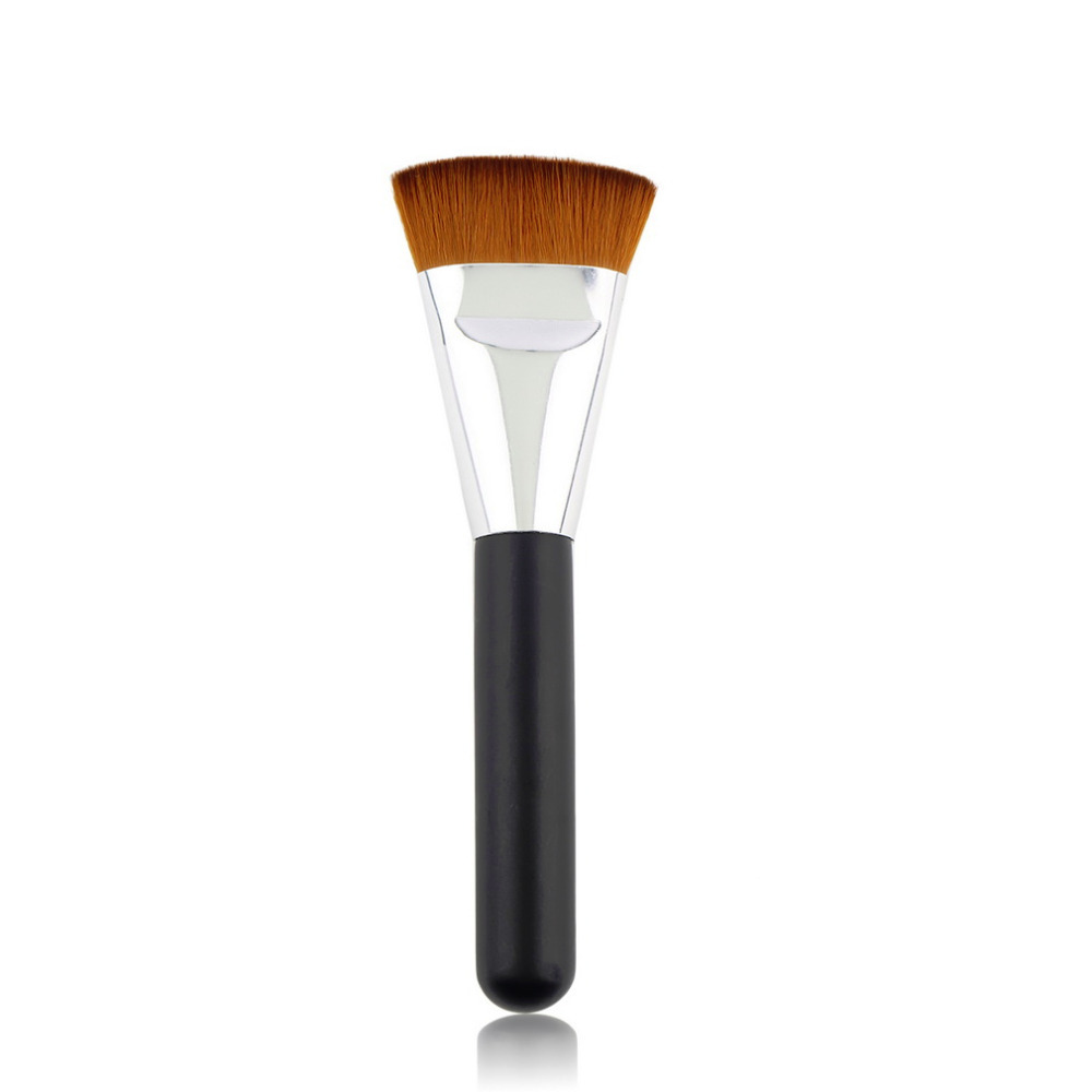 Hot Search 1pcs Professional Cosmetic Pro 163 Flat Contour Brush Big Face Blend Makeup Brush Worldwide Worldwide Sale