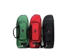 600D Water-resistant Trumpet Gig Bag Oxford Cloth Adjustable Single Shoulder Strap Instrument Case trumpet case gig bag trumpet