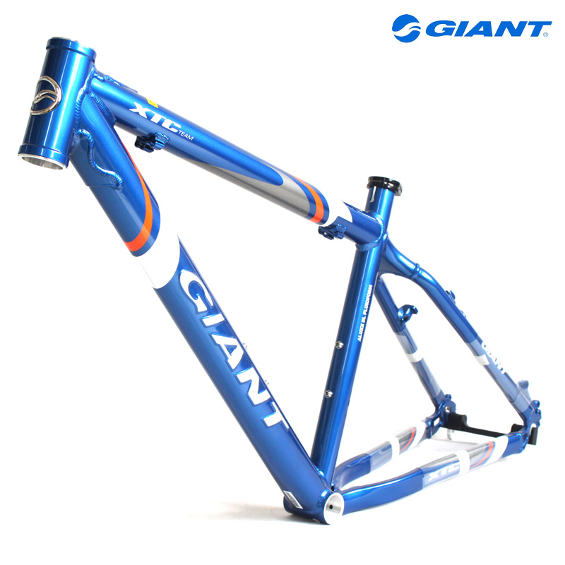 1680g Aluminum Alloy 100% Original 19\'\' GIANT XTC TEAM Mountain Bike ...