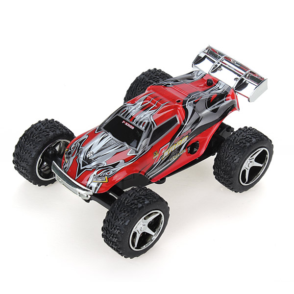 Remote Control Car RC Cars 4wd Shaft Drive Trucks WLtoys L929 Upgraded 2019 2.4G 4CH RC Car Ready To Go Suvs Model 4Channel