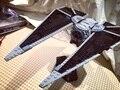 Nuevo 543 unids lepin 05048 estrella guerra seiers el lazo delantero minis bloques de construcción ladrillos juguetes para los niños 75154 diy