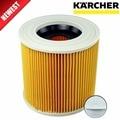 TOP qualität ersatz luft staub filter taschen für Karcher Staubsauger teile Kartusche HEPA Filter WD2250 WD3.200 MV2 MV3 WD3 auf