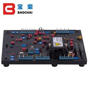 MX321 Gummi Permanent Magnet Spannung Regler Stabilisatoren 250kva Diesel Generator Avr Preis für Große Power Generator Set