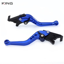 Fit NMAX 155 Brake Levers For YAMAHA NMAX 125 N MAX 155 NMAX 150 2015 2021 short Brake Levers