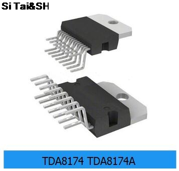 1pcs/lot TDA8174 TDA8174A ZIP-11 Field Output IC