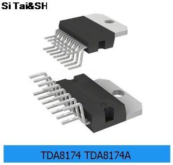 1pcs/lot TDA8174 TDA8174A ZIP-11 Field Output IC