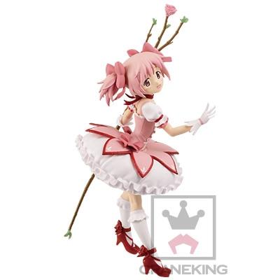Japanese original anime figure Puella Magi Madoka Magica Kaname Madoka action figure collectible model toys for boys цены онлайн