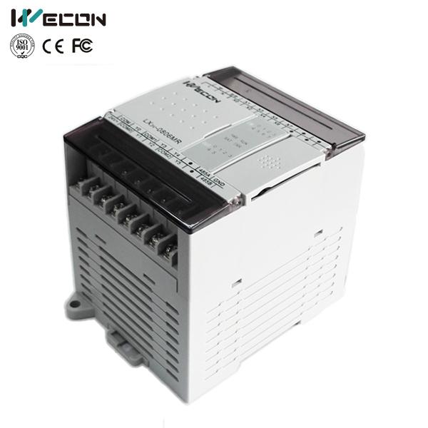 Wecon LX 20 I/O controlador lógico industrial cpu plc domótica