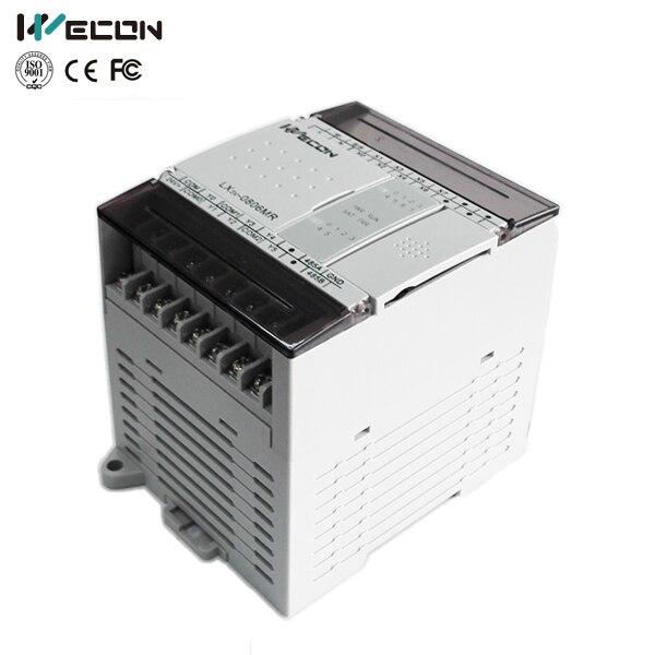 Wecon LX 20 I/O логический контроллер промышленных ЦПУ ПЛК домашней автоматизации