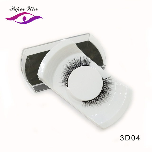 US $1630 0 |SUPERWIN make up mink eyelashes natural long 3d mink lashes  different packaging box best selling custom packaging-in False Eyelashes  from