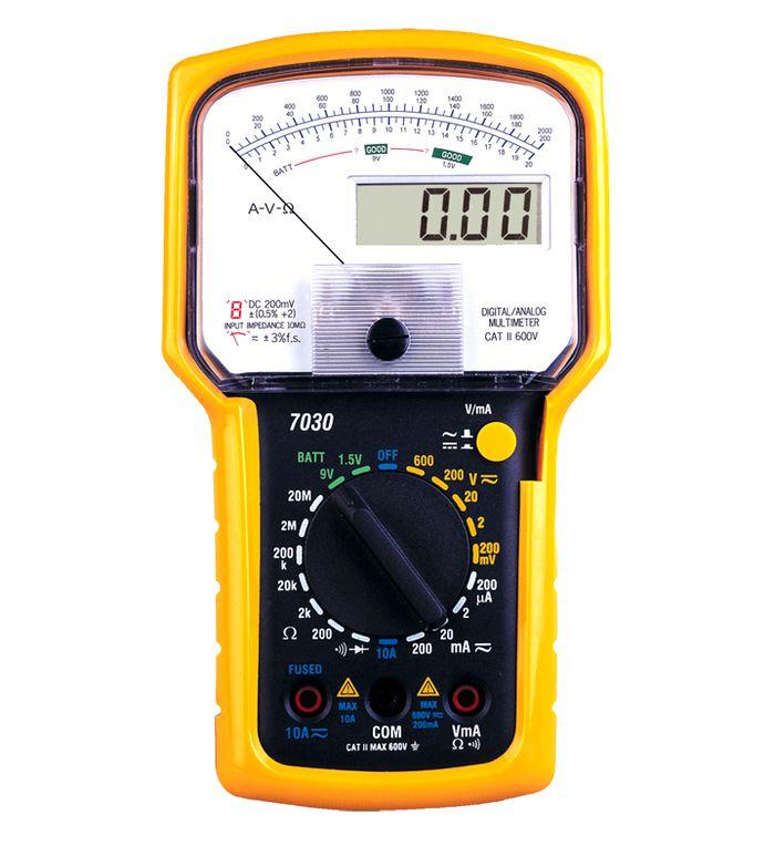 Digital Analog Multimeter : Aliexpress buy selling high quality kt original