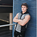 gymshark Hoodie Sweatshirts fitness clothes  bodybuilding  men Sleeveless Tees Shirt Casual golds vest