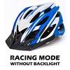 BlueWhite Helmet