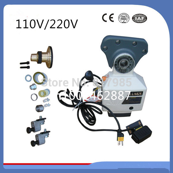 High Quality 110V Y Axis Milling Machine Power Feed Power Table Feed New