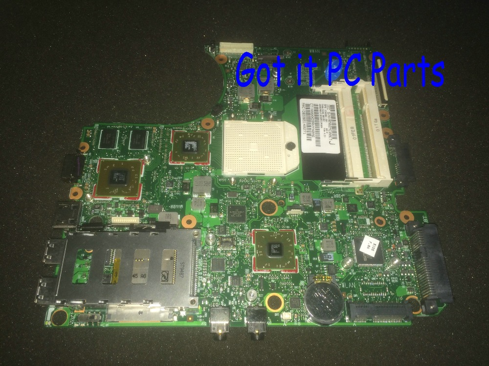 FREE SHIPPING NEW Motherboard For HP PROBOOK 4416S NOTEBOOK PC DDR2 SPS 574506-001