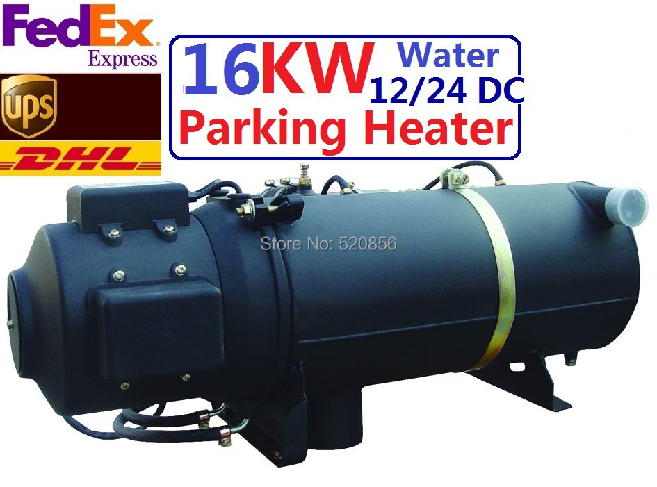 Купить с кэшбэком Free Shipping Water Heater Similar Webasto Heater Hot Sell In Europe 16KW 24V Auto Liquid Parking Heater With  For Big Truck