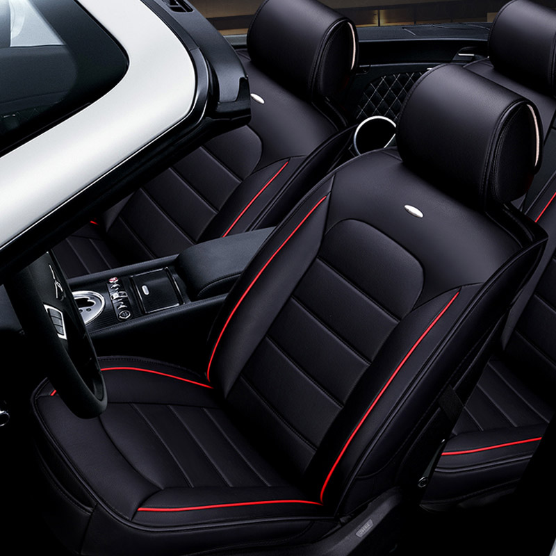 four seasons general car seat cushions car pad car styling car seat cover for ford edge mondeo. Black Bedroom Furniture Sets. Home Design Ideas