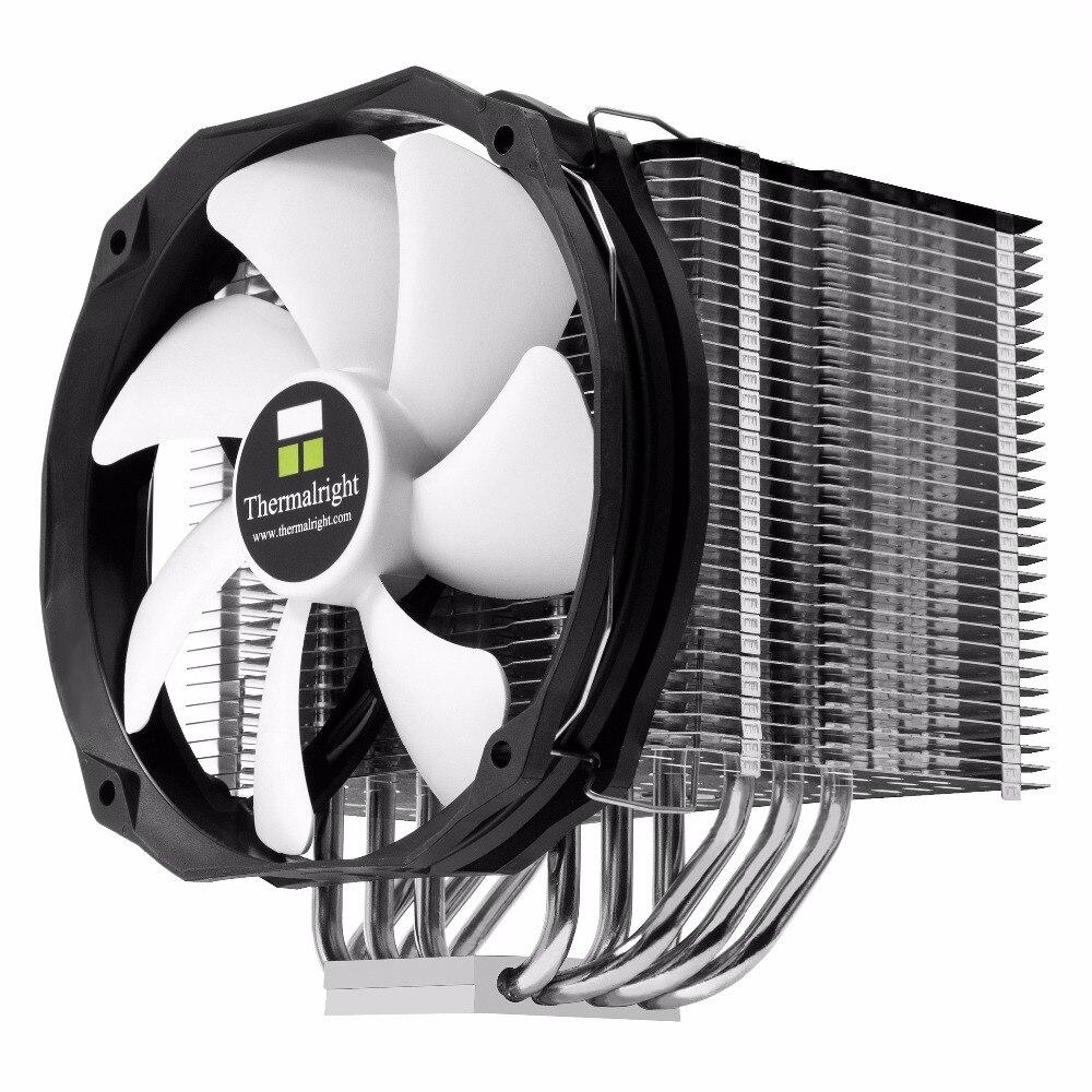 Thermalright Macho Rev. B ordinateur Refroidisseurs AMD Intel dissipateur thermique pour processeur/Refroidissement LGA 775 2011 2066 1366 AM3 AM4 FM2 FM1 Refroidisseurs/ventilateur
