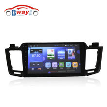 Bway 10.2″ car radio for Toyota RAV4 2013 2014 android 6.0.1 car dvd player with bluetooth,GPS,SWC,wifi,Mirror link,DVR