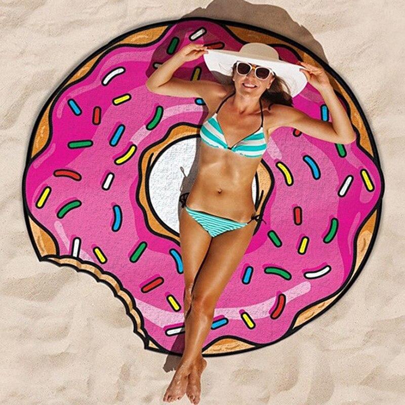 Vendas Hot Bikini Beach Donut Encobrir Robe De Banho Cobertura maiô Ups Esteiras de Cangas de Praia Pareos Da Praia do Verão Swimwear mulheres