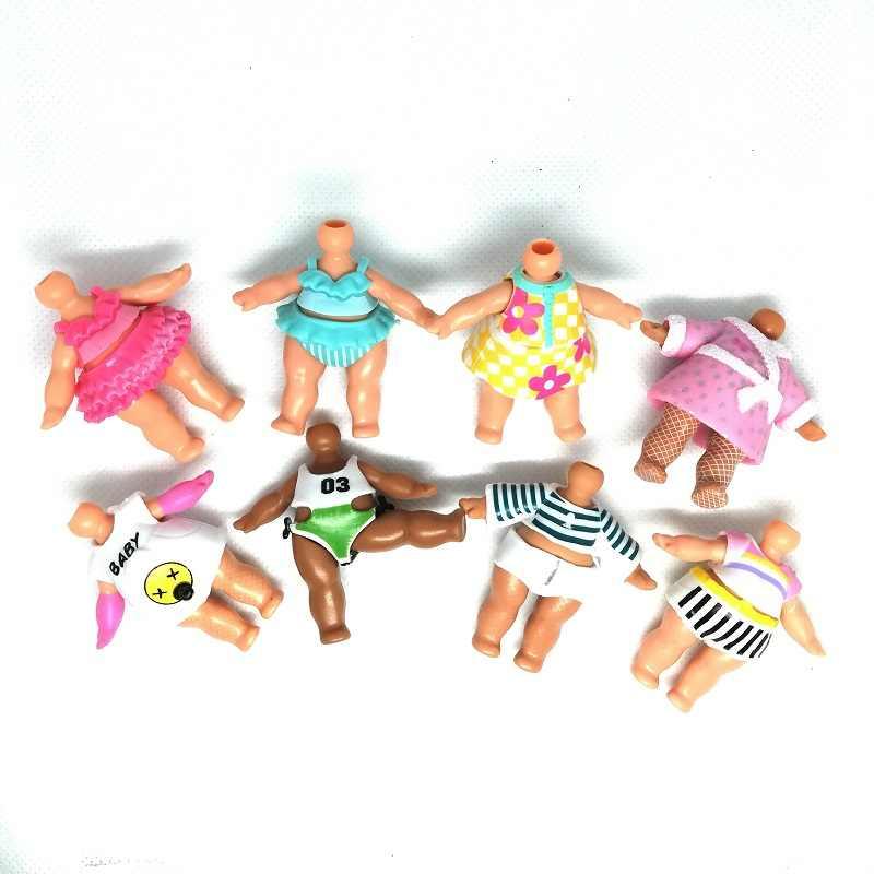 1 шт Кукла Accesseries одежда для lol старшая сестра кукла DIY образовательной игрушки фигура Действие дети подарок для девочек можно выбрать