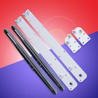 DIY Murphy Wall Bed Mechanism Hydraulic hinge Hidden Bed Hardware Kit Fold Down Bed For 0.9 1.8m Bed
