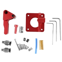 3D Printer Accessories Btech Double Pulley Extruder Upgrade Red For Cr-10S Pro Ender-3 (Left) цена
