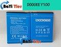 Doogee valencia 2 y100 100% nuevo 2200 mah de la batería de reserva del li-ion batería para doogee valencia 2 y100 pro smartphone + en stock