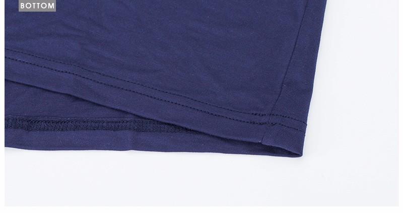 seven7 бренд для мужчин повседневное майки твердые в средства ухода за кожей шеи мягкие удобные модал для мужчин нижнее бельё для девочек тонкий короткий рукав домашняя одежда 109g40310