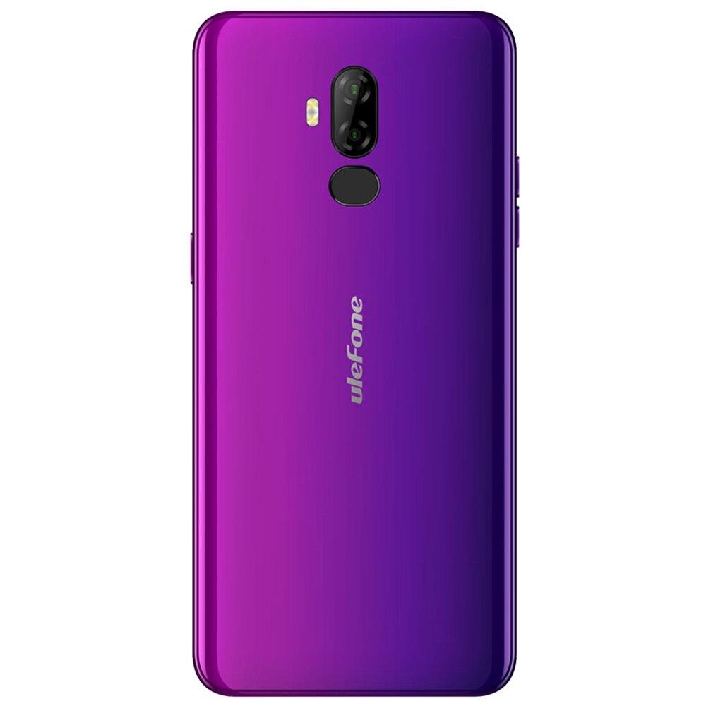Ulefone 4G Smartphone <font><b>6</b></font> 9.0 Core 3GB RAM 13.0MP+5.0MP 6350mAh Cellphones