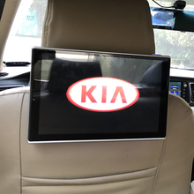 hot deal buy car electronics tv auto android headrest dvd with monitor for kia sportage 2017 car screen rear seat entertainment system 2pcs