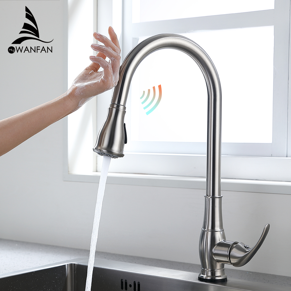 Kitchen Faucets Torneira Para Cozinha De Parede Crane For Kitchen Water Filter Tap Three Ways Sink Mixer Kitchen Faucet KH1022SN