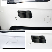 lsrtw2017 carbon fiber car Headlight cleaning rear light trims for audi a5 a4 b8 2008 2009 2010 2011 2012 2013 2014 2015 2016