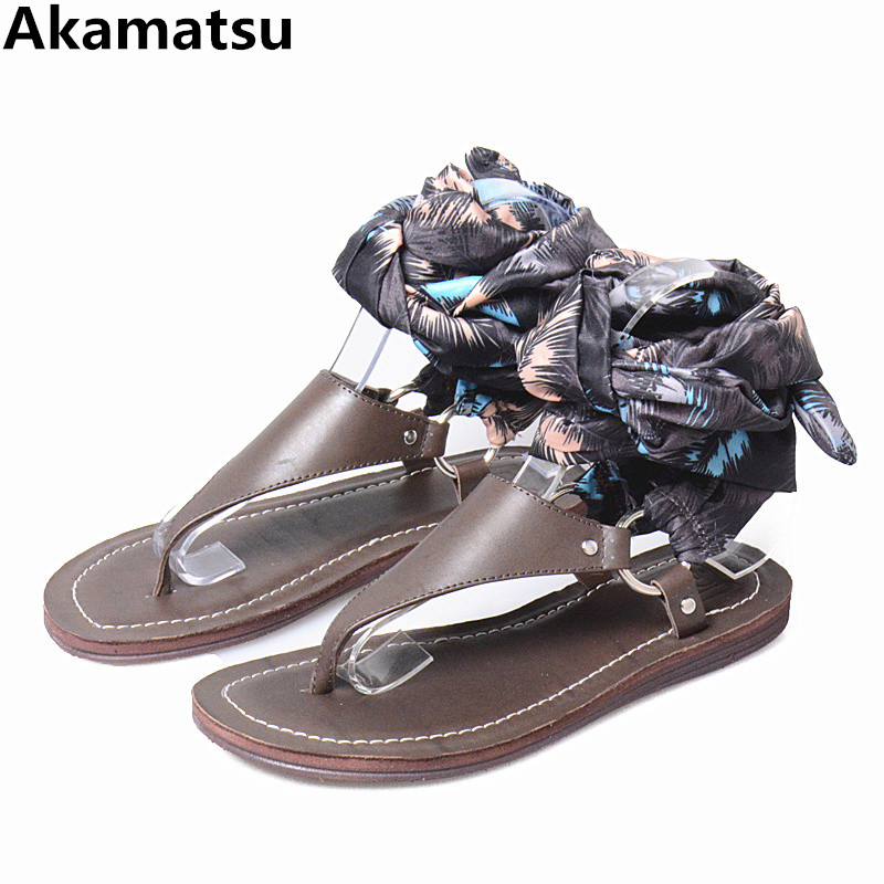 Sapato feminino flip flops riband ankle strap chinelo mules shoes women gladiator beach sandals summer ladies shoes flat  2018Sapato feminino flip flops riband ankle strap chinelo mules shoes women gladiator beach sandals summer ladies shoes flat  2018